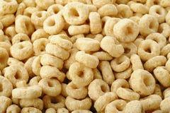 Céréale entière de cheerios de grain Image libre de droits