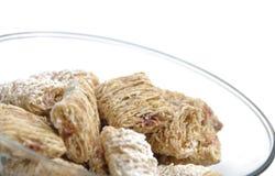 Céréale saine de fibre Image libre de droits