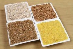 Céréales image libre de droits