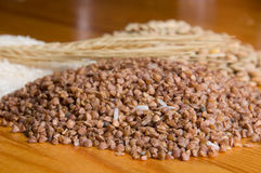 céréales photo stock