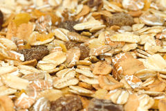 Céréales de petit déjeuner Images stock