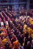 Cérémonie de bouddhisme photos stock