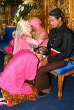 Cérémonie de mariage musulmane photos libres de droits