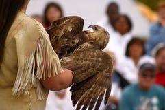 Cérémonie de Natif américain Image libre de droits