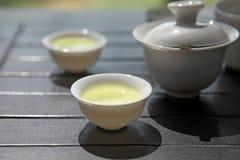 Cérémonie de thé Photos stock