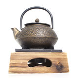 Cérémonie de thé asiatique Images libres de droits