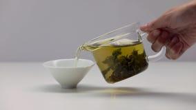Cérémonie de thé 49 banque de vidéos