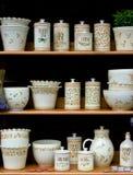Céramique Images stock