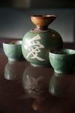 Céramique asiatique image libre de droits