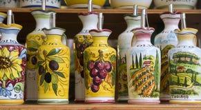 Céramique de Toscane photos libres de droits