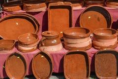 Céramique fabriquée à la main Image stock