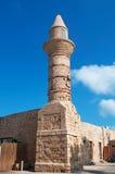 Césarée, Israël, Moyen-Orient Images libres de droits