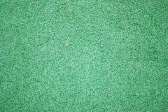 Césped verde artificial foto de archivo