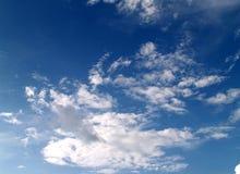 Céu 1 Imagem de Stock