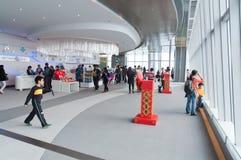 Céu 100 de Hong Kong Imagens de Stock