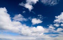 Céu Fotografia de Stock