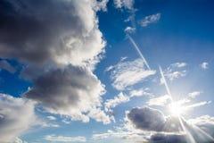 céu, céu Imagens de Stock