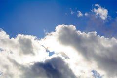 céu, céu Imagem de Stock Royalty Free