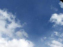 Céu acima de Bósnia Fotos de Stock