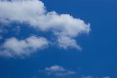 Céu azul Fotografia de Stock