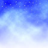Céu azul Imagens de Stock Royalty Free