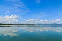 Céu azul Imagem de Stock
