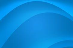 Céu azul da cor abstrata do fundo Imagens de Stock Royalty Free