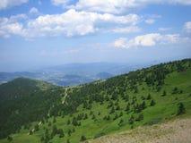 Céu azul de Krcmar Imagens de Stock Royalty Free