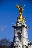 Céu azul de Londres Fotografia de Stock