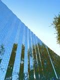 Céu azul e fundo Fotografia de Stock Royalty Free