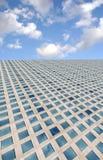 Céu azul e nuvens fotografia de stock royalty free