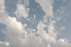 Céu bonito da manhã Imagem de Stock Royalty Free