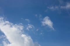 Céu brilhante imagem de stock