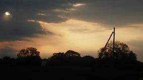 Céu celestial! Foto de Stock Royalty Free