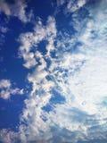 céu claro em india fotografia de stock