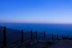 Céu colorido Foto de Stock