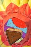 Céu colorido Imagens de Stock Royalty Free
