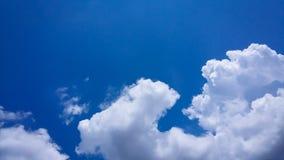 Céu com nuvens Imagens de Stock Royalty Free