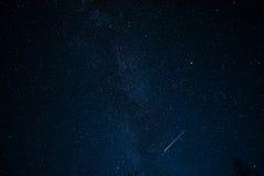Céu completamente das estrelas Imagens de Stock Royalty Free