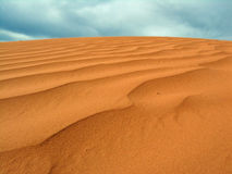 Céu da duna Fotos de Stock