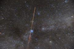 Céu da estrela Fotografia de Stock