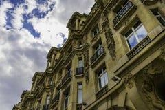 Céu da janela Fotos de Stock