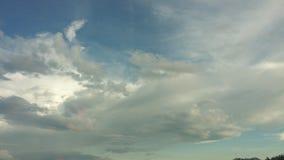 Céu da manhã Imagem de Stock Royalty Free