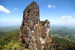 Céu da montanha Imagens de Stock Royalty Free