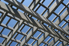 Céu de madeira fotos de stock