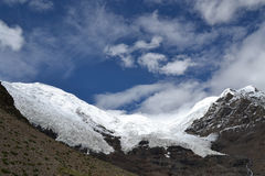 Céu de Tibet imagens de stock
