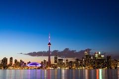 Céu de Toronto Fotos de Stock