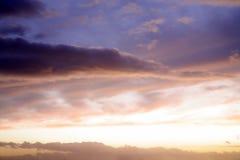 Céu delicado fotos de stock