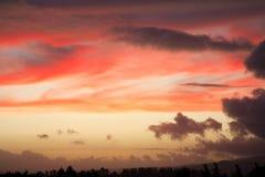 Céu delicado imagens de stock royalty free