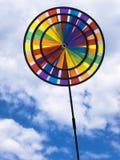 Céu do arco-íris Foto de Stock Royalty Free